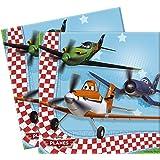 20 Disney's Planes Party Paper Napkins