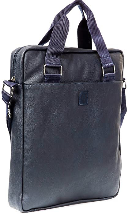 Borsa Borsello Tracolla Uomo Blu Trussardi Collection Bag Men Navy ... 200272b4b97