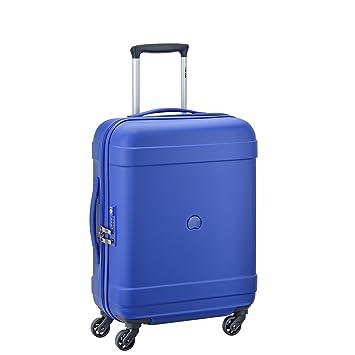 cc653853c0 DELSEY PARIS INDISCRETE HARD Bagage cabine, 55 cm, 40 litres, Bleu Clair