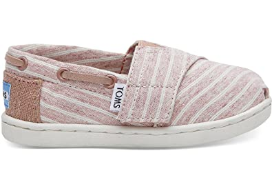 92e67d6bf7f Amazon.com  TOMS Kids Baby Girl s Bimini (Infant Toddler Little Kid)  Shoes
