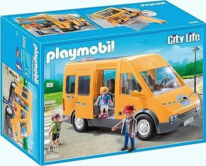 Playmobil 6866 Jeu Bus Scolaire