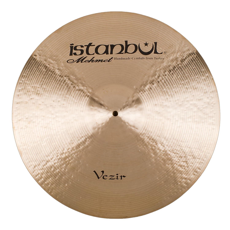 Istanbul Mehmet Cymbals Custom Series Vezir Medium Ride Cymbals RVM (22