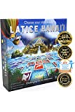 Latice Hawaii Strategy Board Game - The Ultimate New Game for Kids and Adults. A Popular Game for Hours of Challenging Fun with Friends and Family.