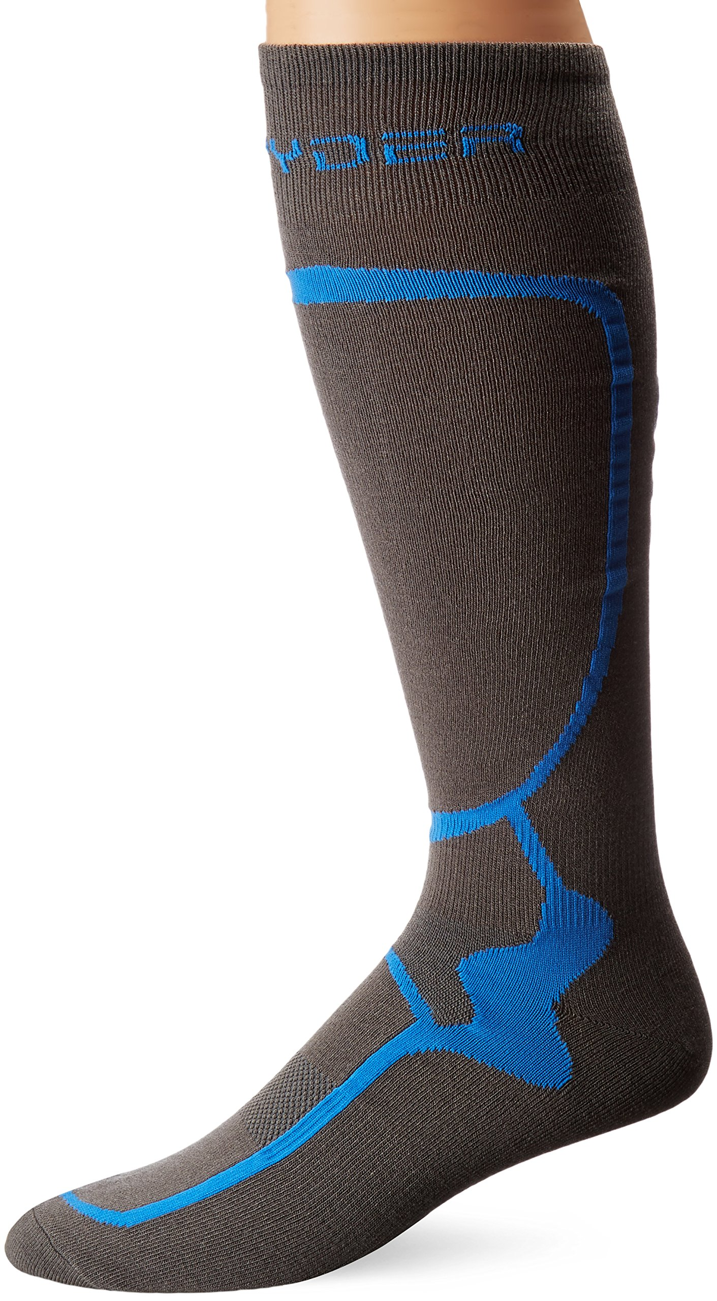 Spyder Men's Pro Liner Sock, Polar/French Blue, X-Large