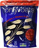 Only Oats Pure Whole Grain Quick Oat Flakes, 1Kg
