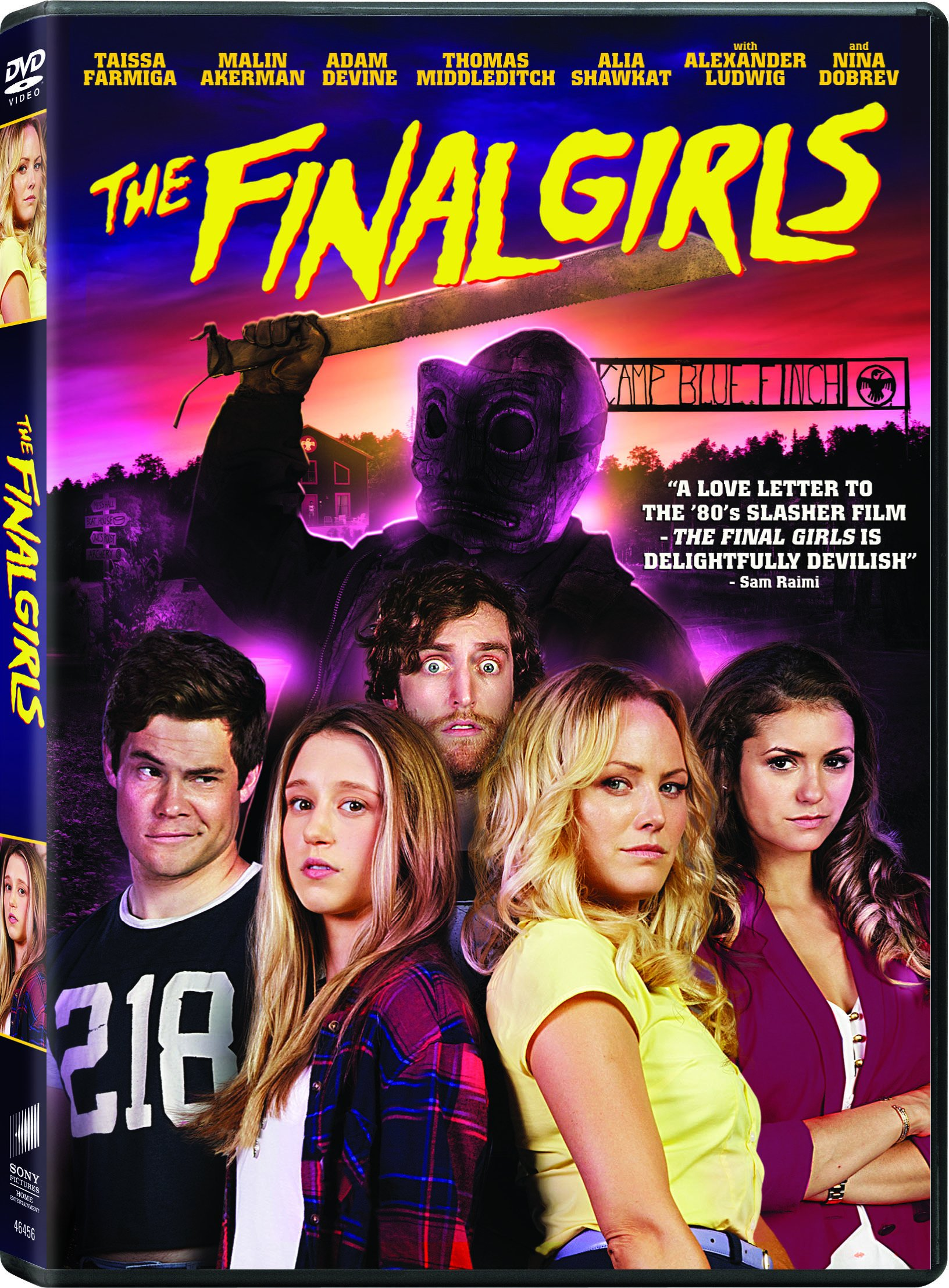 DVD : The Final Girls (Widescreen, Dolby, AC-3)