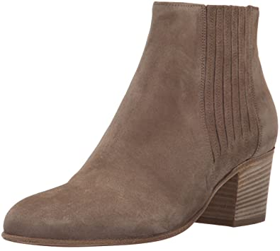 Vince Woman Haider Suede Ankle Boots Size 5 57Ay36uT