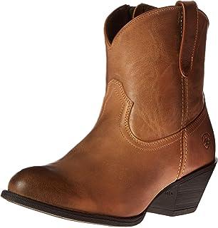 Amazon.com | Ariat Women's Darlin Western Fashion Boot | Ankle ...