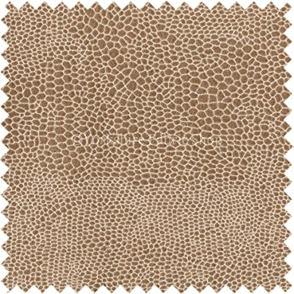 749951204b Snake Skin Animal Print Soft Faux Suede Faux Leather Smooth Upholstery  Fabrics Beige Colour Cushions Sofas Chairs Crafts  Amazon.co.uk  Kitchen    Home