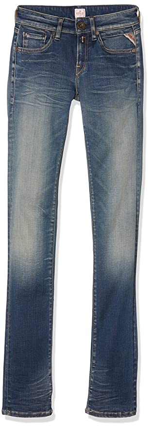 Extremely Cheap Online Womens VickiWX648.000.661 523 Straight Jeans Replay Manchester For Sale Comfortable Cheap Price JUNW60