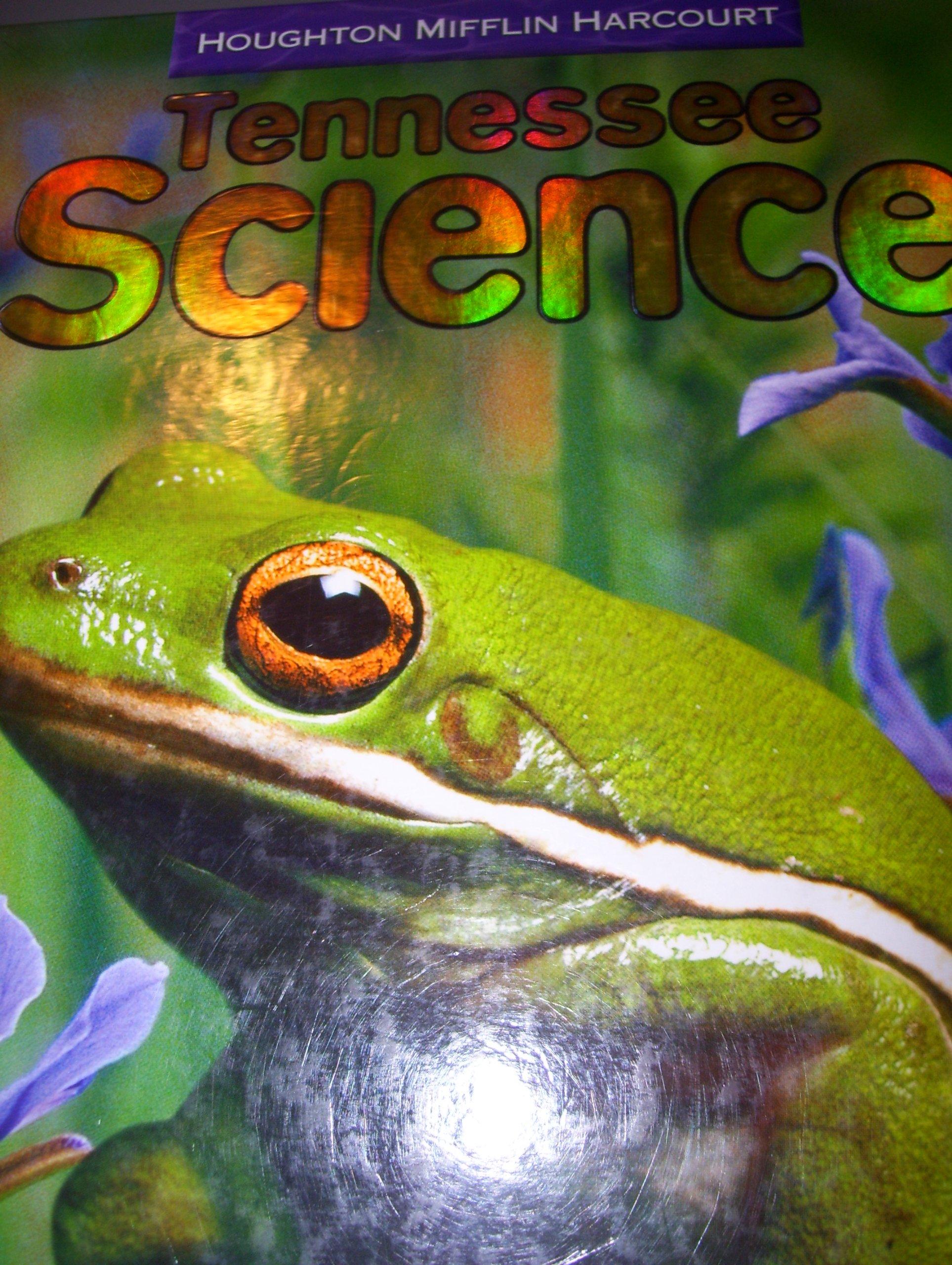 Houghton Mifflin Harcourt Science: Student Edition Grade 3 2010 pdf epub