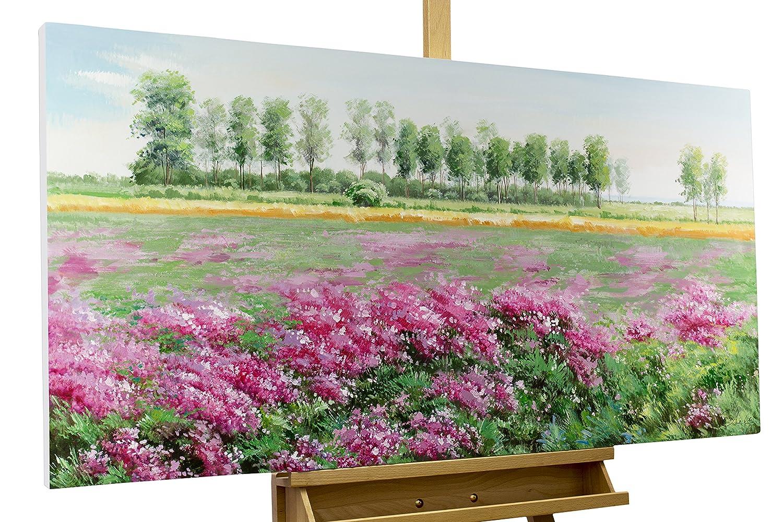 Amazon.de: KunstLoft® Acryl Gemälde \'Der Sommer meines Lebens ...