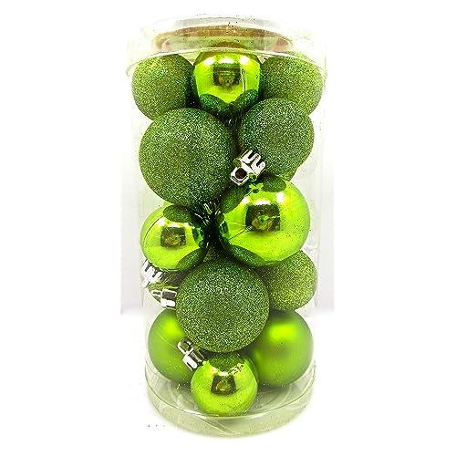 Lime Green Christmas Ornaments: Amazon.com