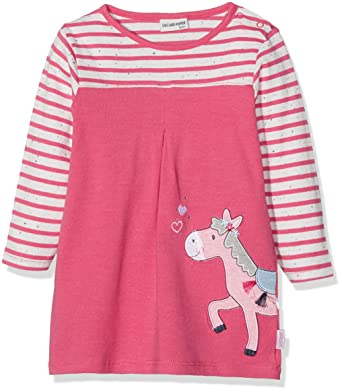 Salt Pepper Baby Girls B Dress Mon Amie Stripe Amazon Co