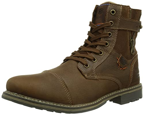 Dockers 355223-239051 - Botas, color Reh 51, talla 44: Amazon.es: Zapatos y complementos
