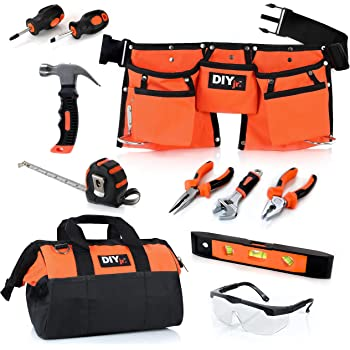 My First Tool Set By DIYjr – Real Tool Set For Kids