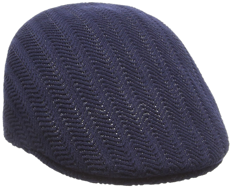 44b8e2169bc Kangol Headwear Men s Herringbone Rib 507 Flat Cap