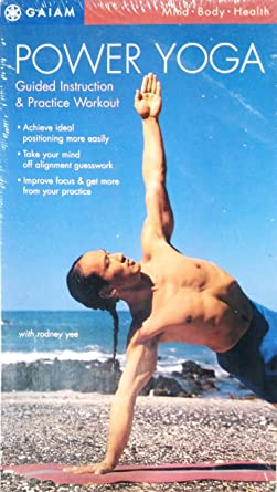 Amazon.com: Power Yoga: Guided Instruction and Practice ...
