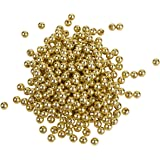 VBS Wachsperlen 60 St/ück Gold /Ø 6 mm