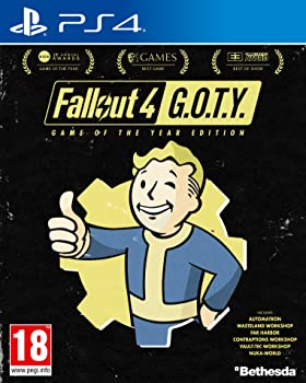 Fallout 4 - Game of the Year Edition [PS4]