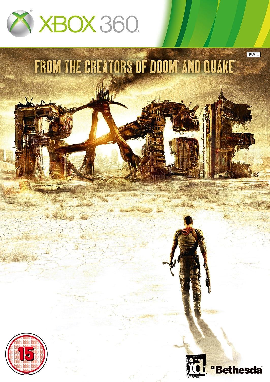 RAGE (Xbox 360) [Importación inglesa]: Amazon.es: Videojuegos