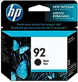 HP 92 Black Original Ink Cartridge (C9362WN)