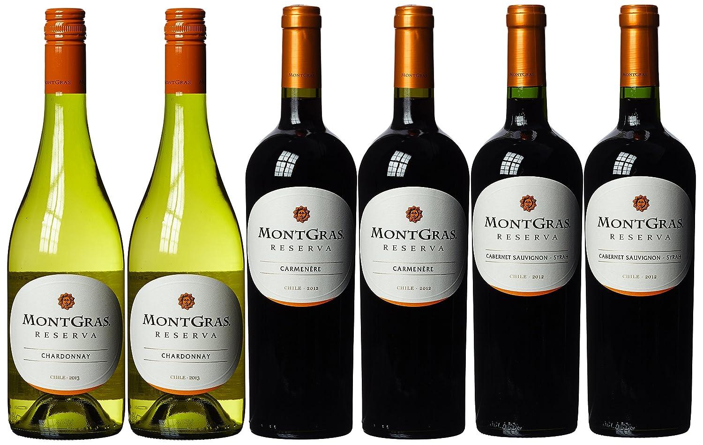 Kết quả hình ảnh cho montgras chardonnay