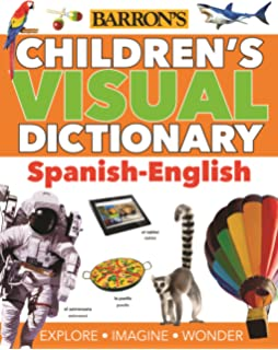 Childrens Visual Dictionary: Spanish-English (Childrens Visual Dictionaries)