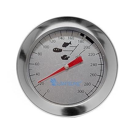Küchenthermometer 300 °C Analogthermometer Kochthermometer Garen Frittieren