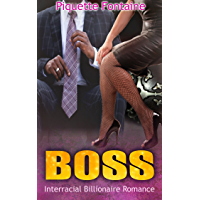 Boss: Interracial Billionaire Romance (English Edition)
