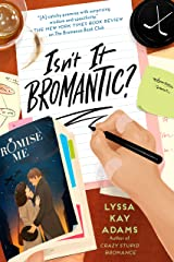 Isn't It Bromantic? (Bromance Book Club 4) Kindle Edition