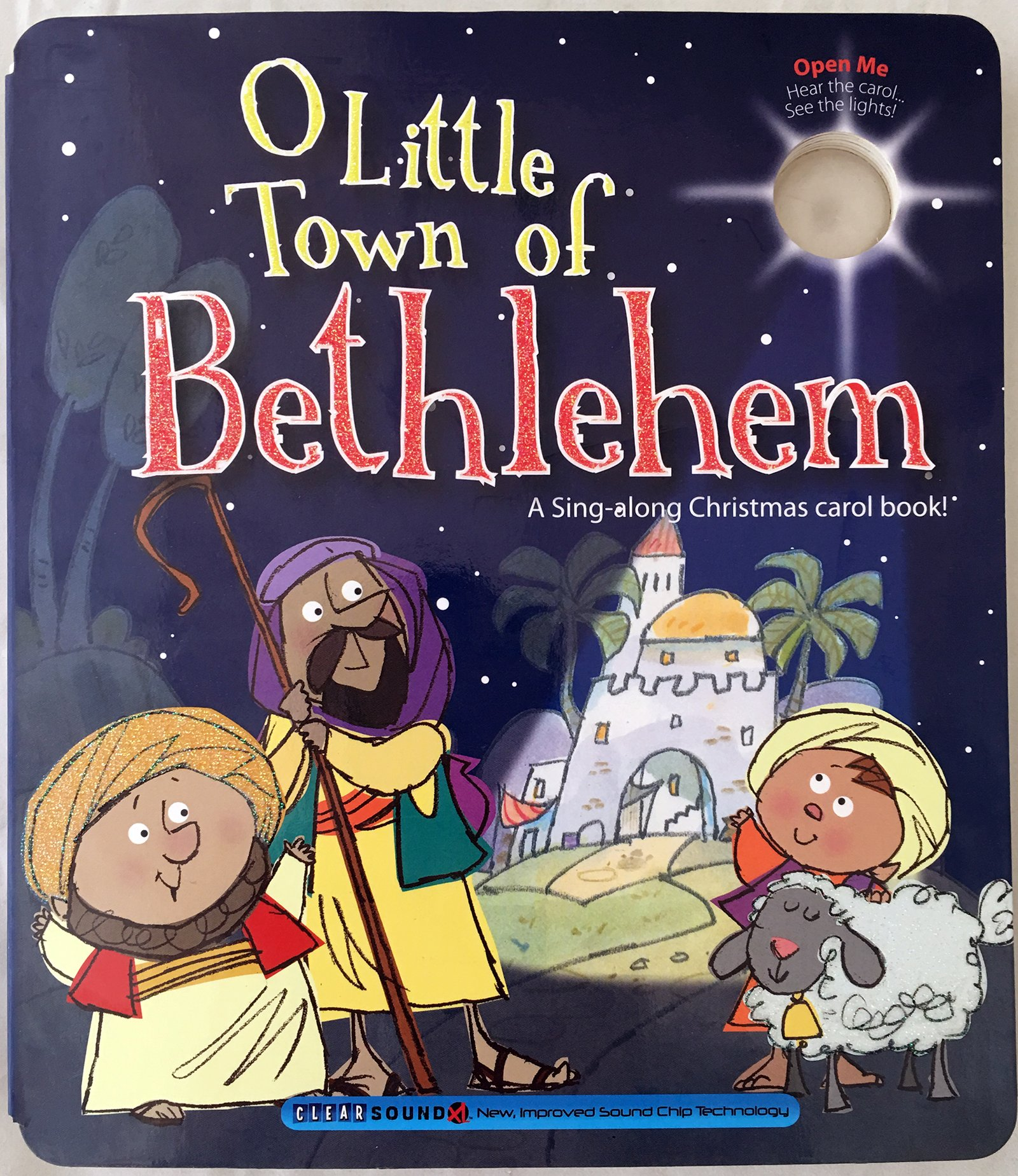O Little Town of Bethlehem (A Christmas Carol Book) pdf