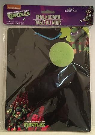 Amazon.com: pizarrón Teenage Mutant Ninja Turtle de las ...