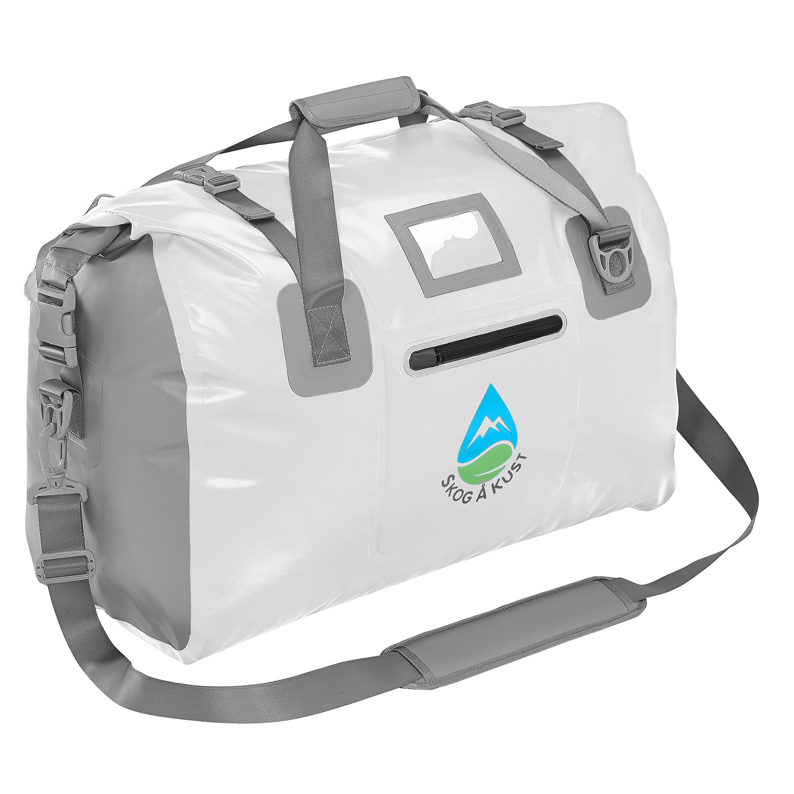 Såk Gear DuffelSak Waterproof Duffel Bag | 60L White