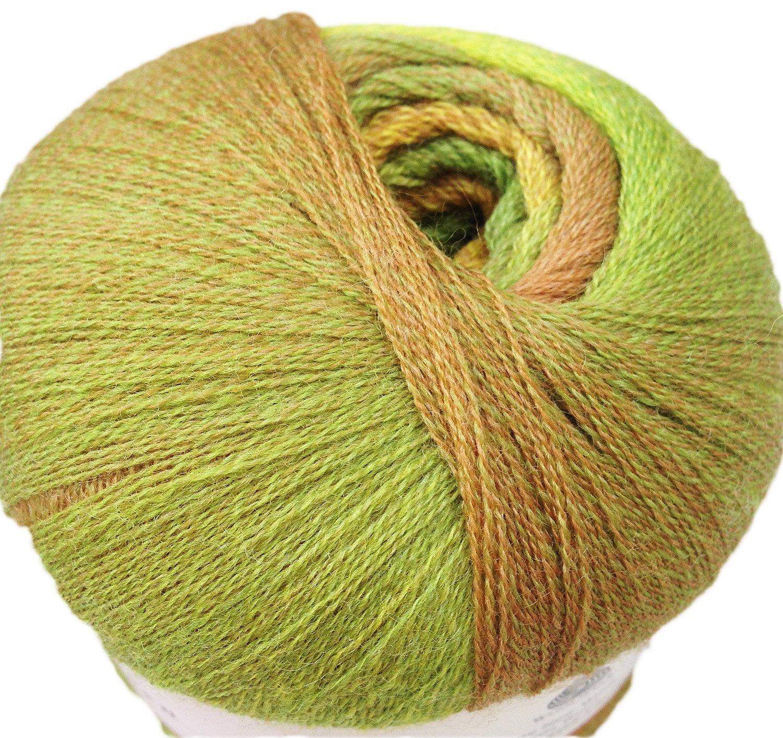 Yarn Place Graceful Lace Yarn 100% Wool (100g, Color #3626)
