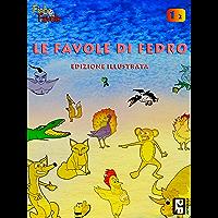 Le favole illustrate di Fedro (Le favole di Fedro Vol. 1) (Italian Edition) book cover