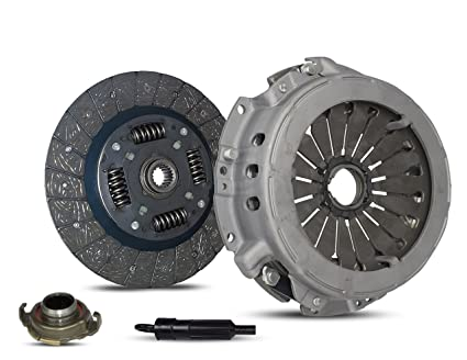 Image Unavailable. Image not available for. Color: Clutch Kit Works With Hyundai Elantra ...