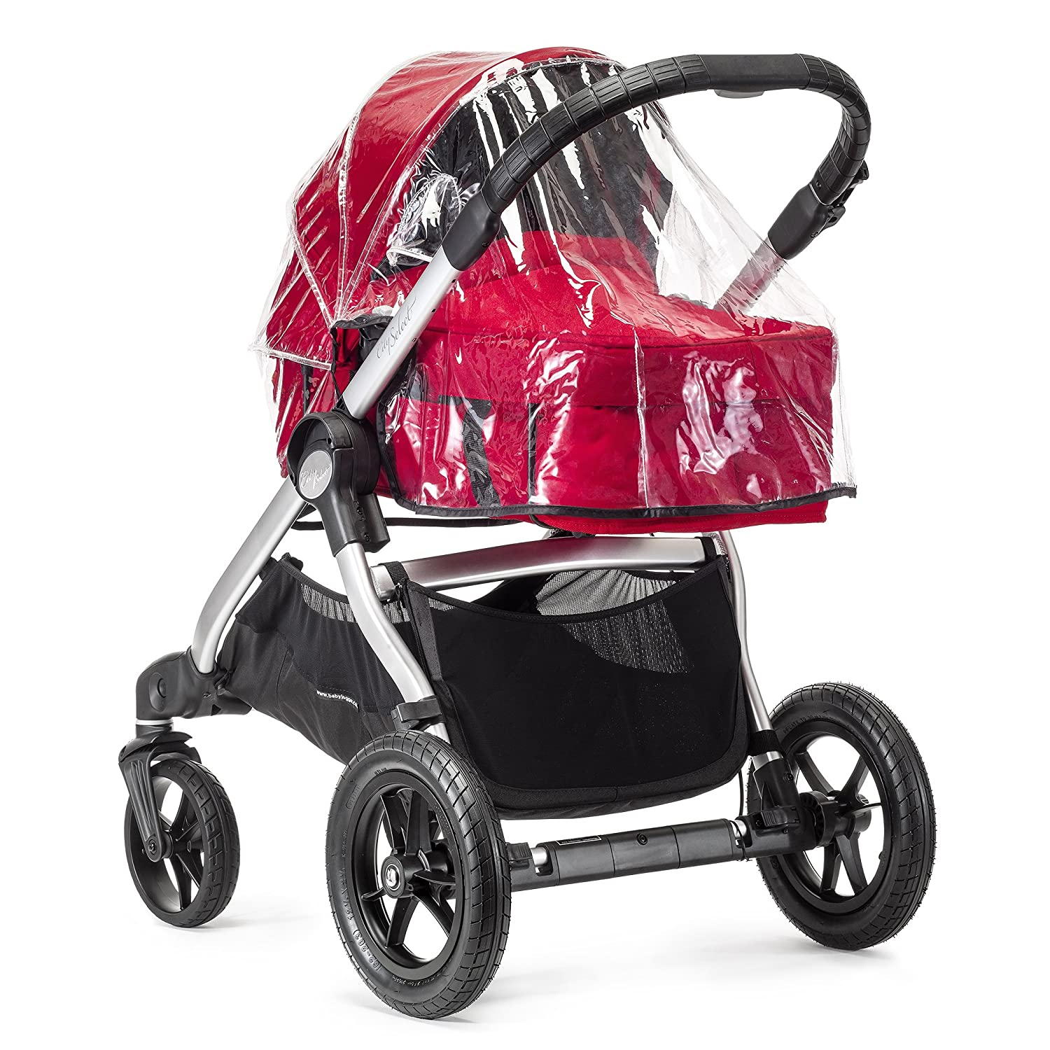 Baby Jogger Rain Canopy - City Select Bassinet Stroller Accessory BJ95151