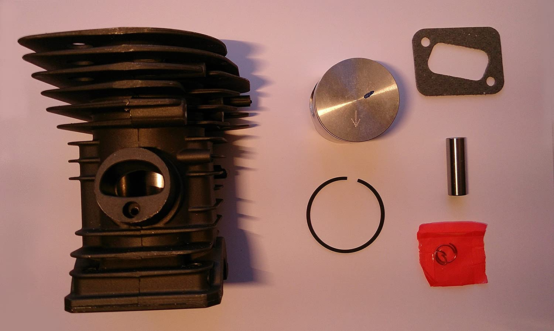 Kit cilindro pistone per motosega Husqvarna 345 Jardiaffaires Jonsered 2145