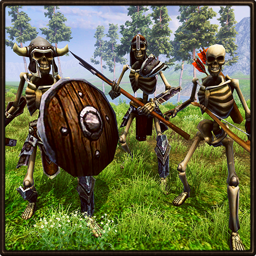 - Skeleton Warrior Simulator