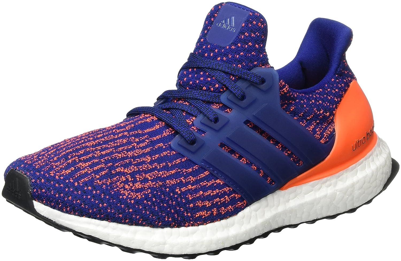 Adidas Ultraboost, Zapatillas de Running para Hombre 46 EU|Multicolor (Mystery Ink /Solar Orange)