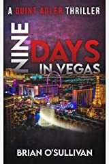 Nine Days In Vegas (Quint Adler Thrillers Book 4) Kindle Edition