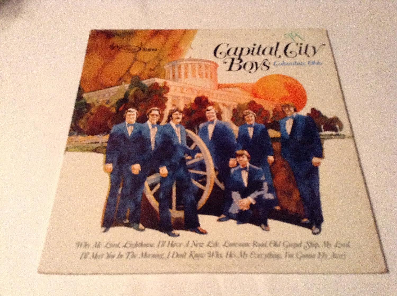 CAPITAL CITY BOYS Capital City Boys Columbus Ohio Vinyl Lp