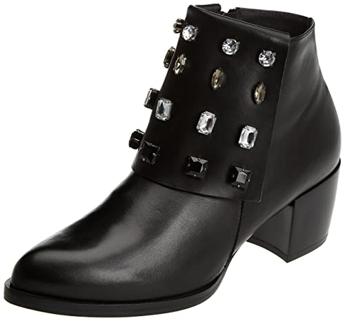 Gadea Luxor, Botines Mujer, Negro (Black), 36 EU: Amazon.es: Zapatos y complementos