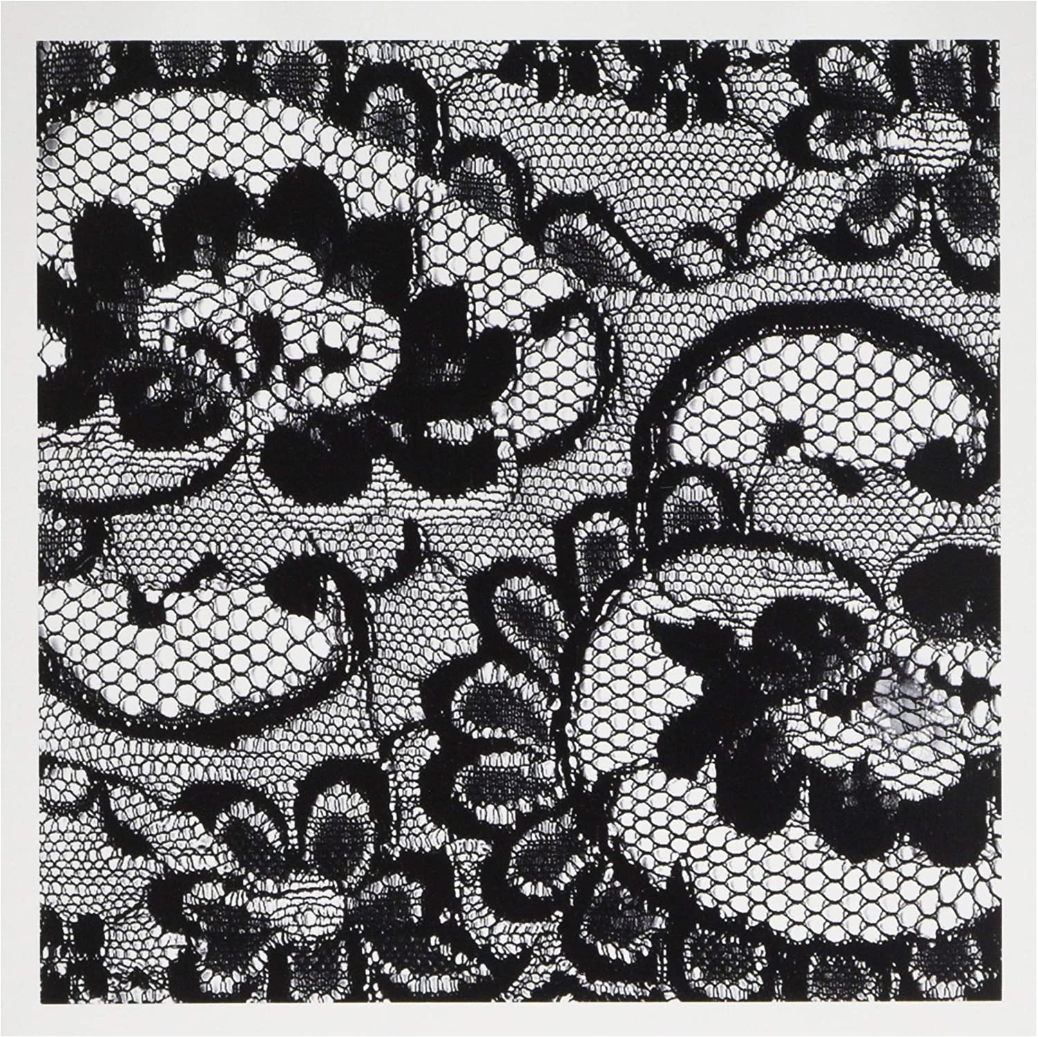 3drose Sassy Black And White Lace Print Perfect For Bachelorette Or Lingerie Parties Greeting Cards 6 By 6 Inches Set Of 12 Gc 26419 2 Amazon Co Uk Office Products