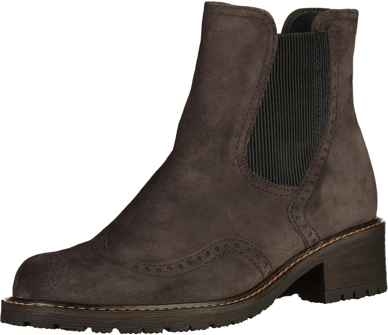 Gabor Damen Comfort Comfort Comfort Basic Chelsea Stiefel  e73802
