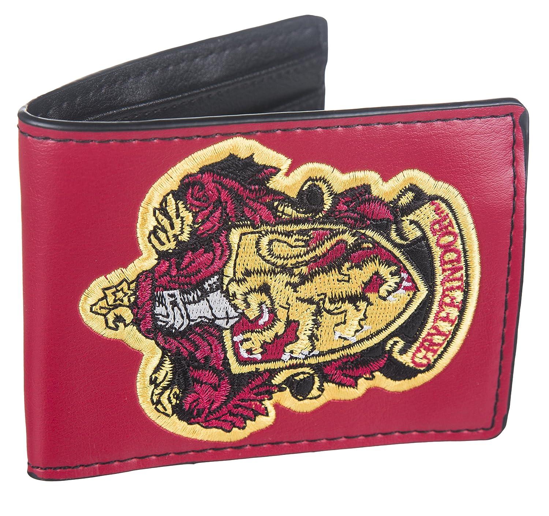 Red PU Harry Potter Gryffindor Crest Wallet   B018N7U2VS