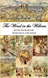The Wind in the Willows (with illustrations by Arthur Rackham)