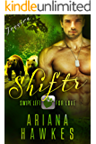 Shiftr: Swipe Left for Love (Jessica): BBW Bear Shifter Menage Romance (Hope Valley BBW Dating App Romance Book 8)