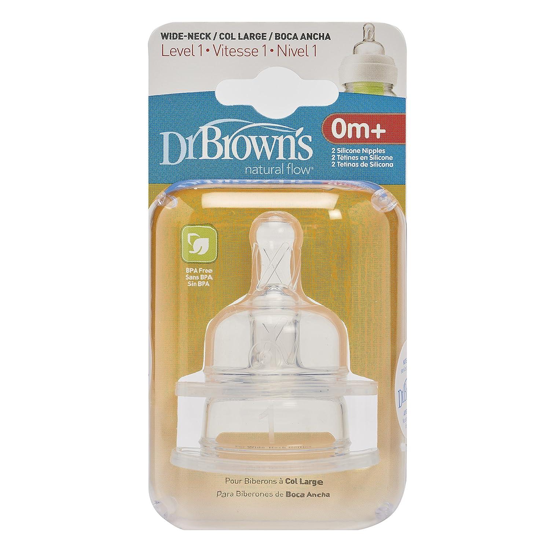 Browns Opciones Tetinas Nivel 2 Dr